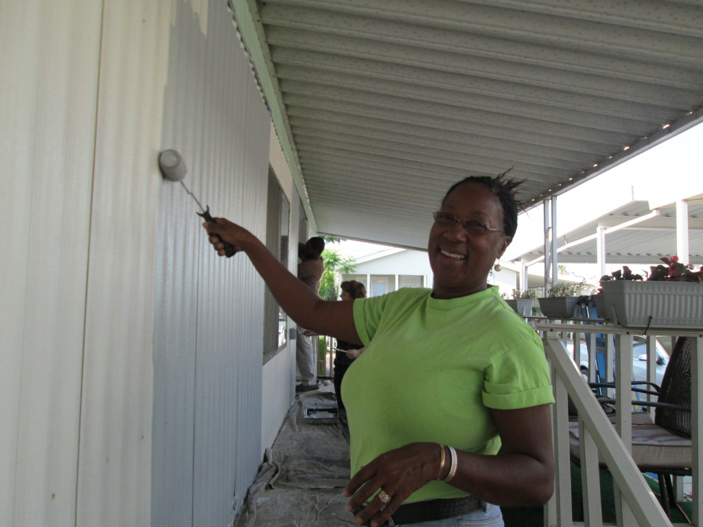 06/29/13: Habitat Volunteers
