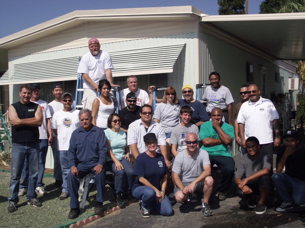 10/15/11-Ring Container & UCR Habitat Chapter