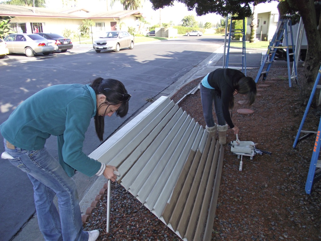11/5: Habitat Volunteer Day