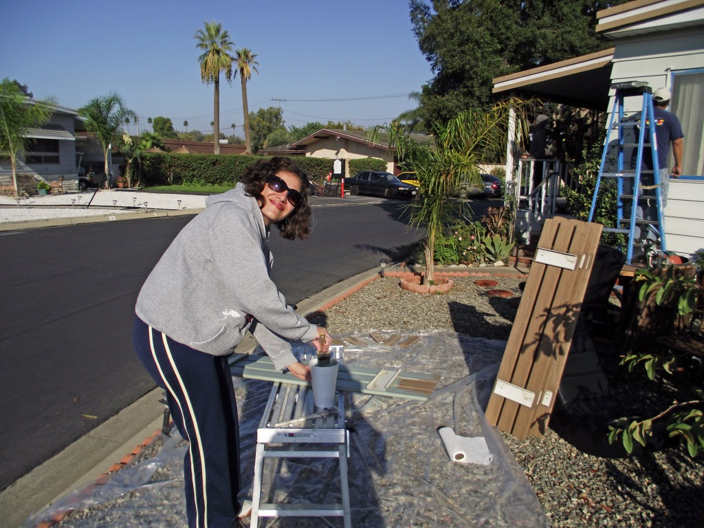 11/5: Habitat Volunteer Day