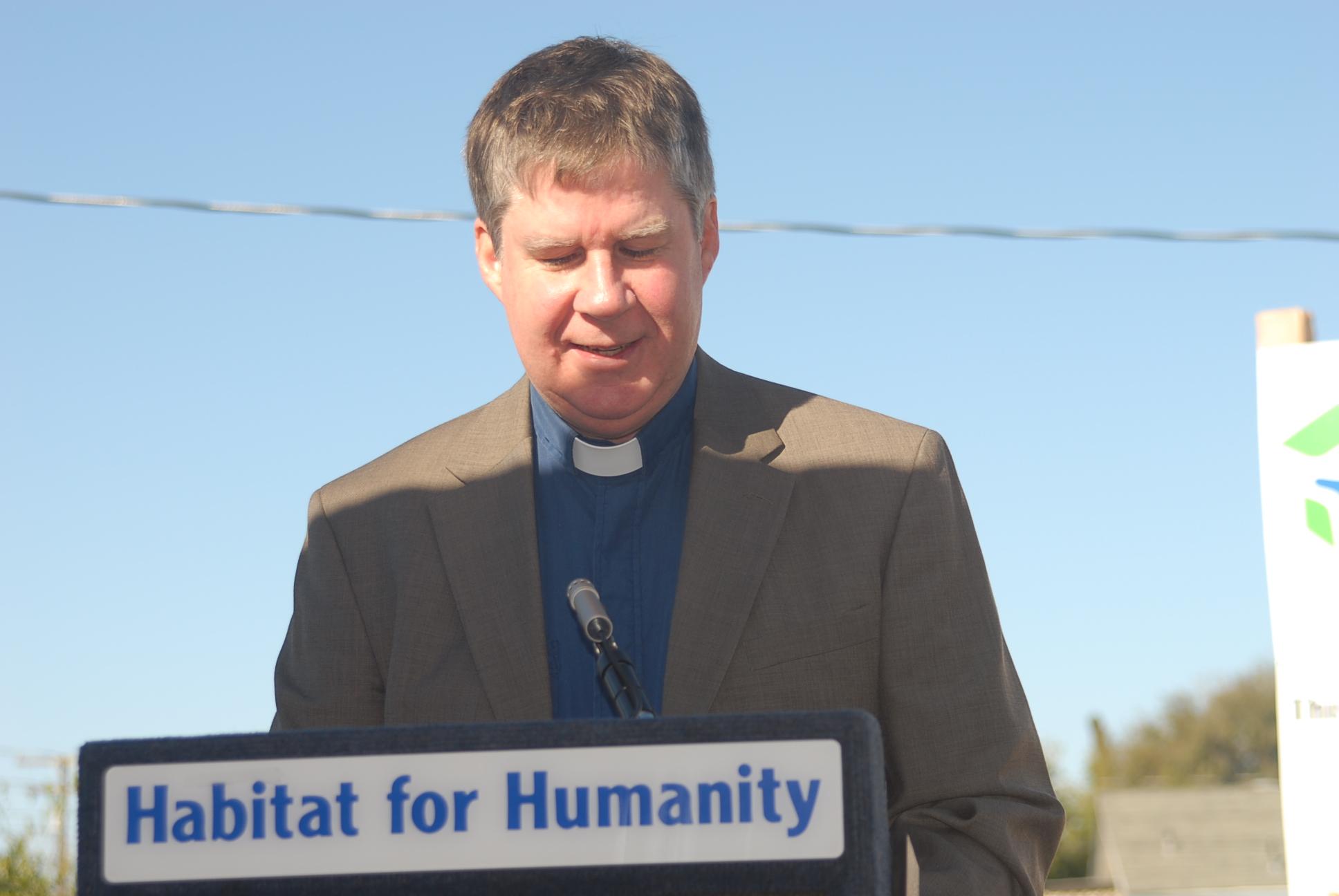 Pastor Kent Tuohino