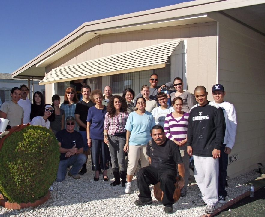 12/10/11: AFSA Volunteers, Group Shot