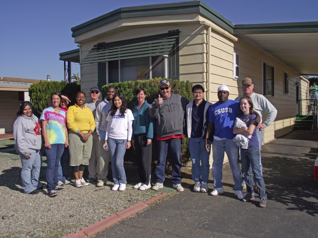 12/21/11: Habitat Volunteers, Group Shot