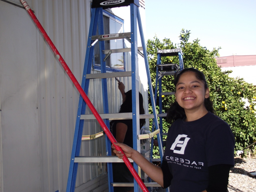 12/3/11: Strongtower Volunteer Day
