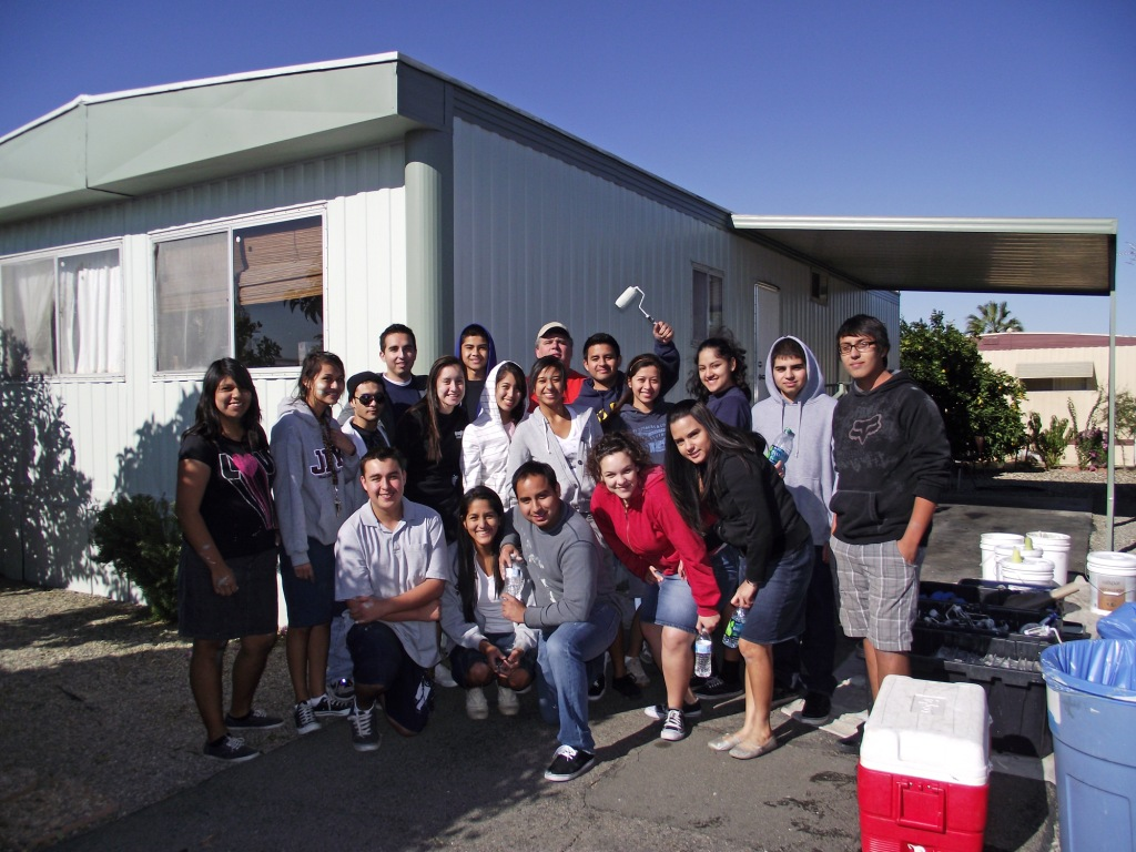 12/3/11: Strongtower Volunteer Day-Group Shot!