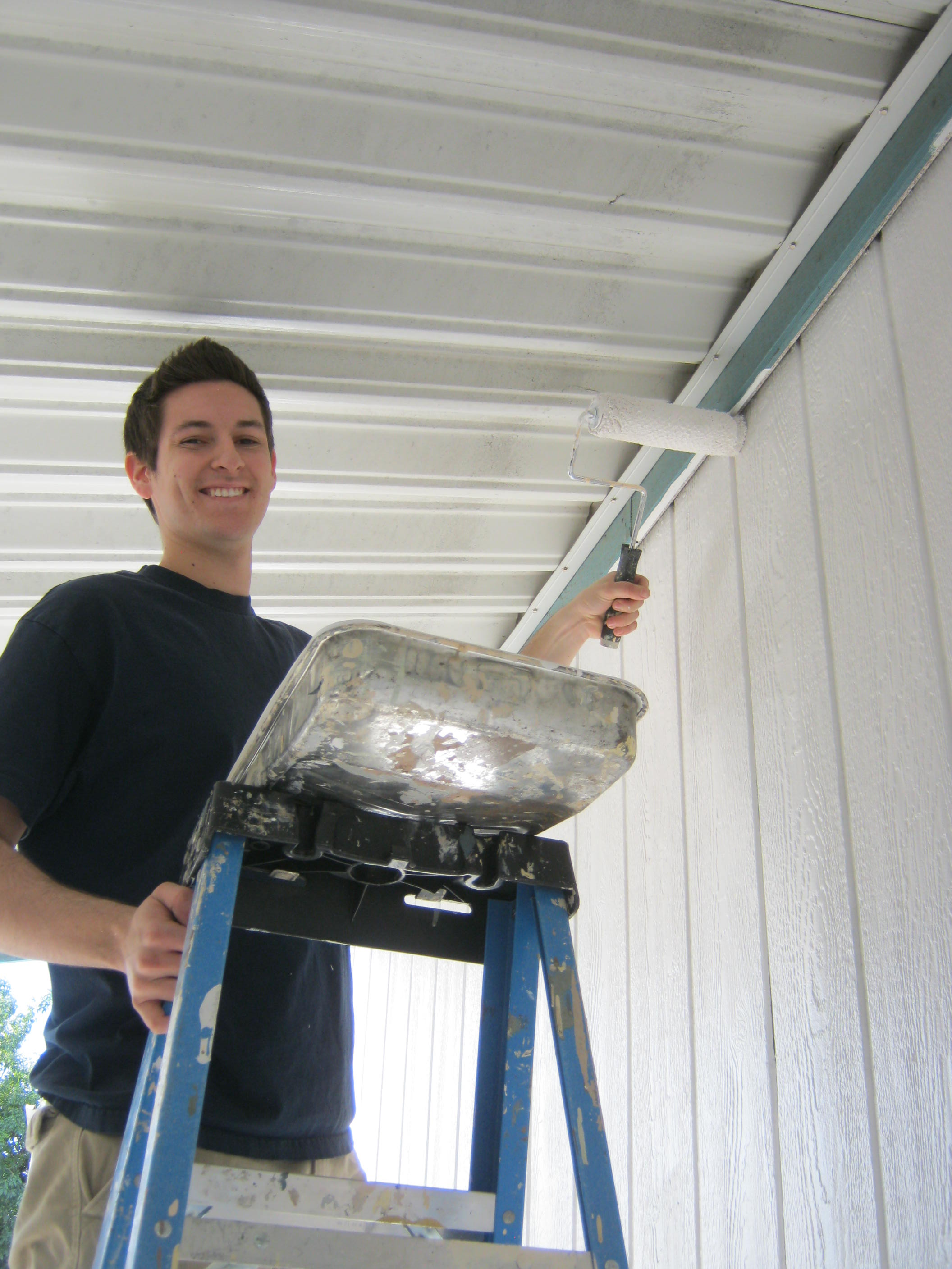 2 16 13 Nbcc And Ramona Interact Club Paints Two Homes