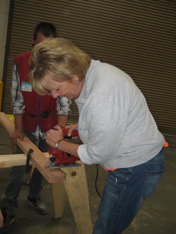 Board Member Debi Bagley