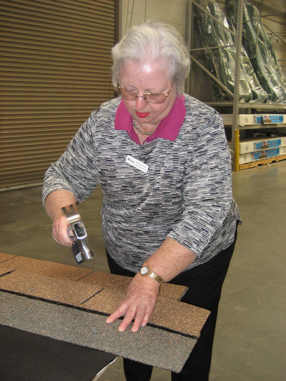 Board Member Barbara Purvis