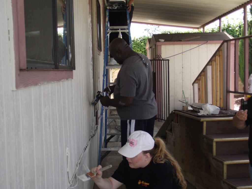 4/18/12- Countrywood Volunteers