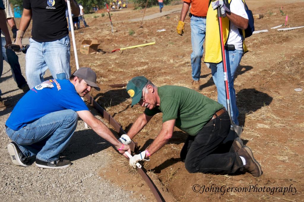 Horseshoe Lake Park Community Service Day