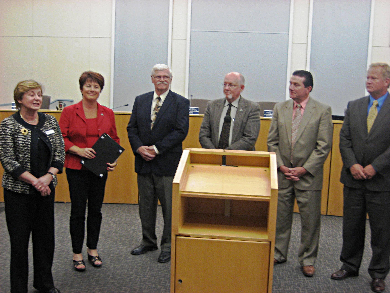 Habitat & JV City Council