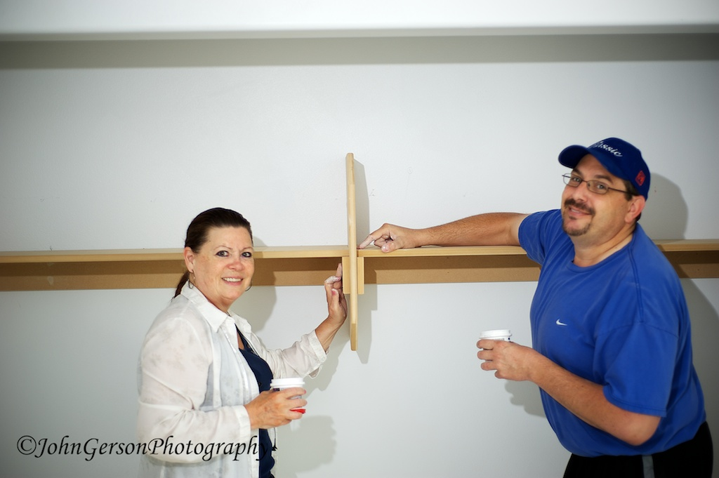 6/2/12: Crestmore-Spackle & Caulk