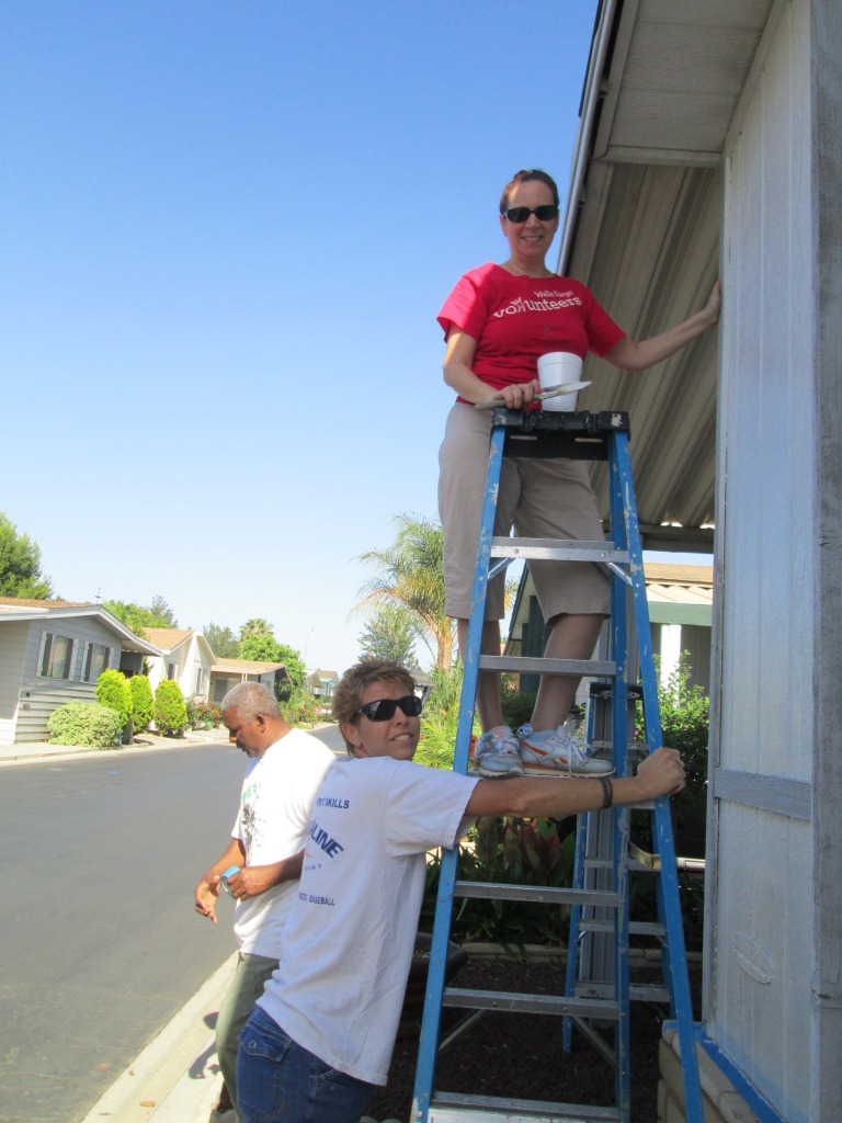 6/22/2013: Habitat Volunteers