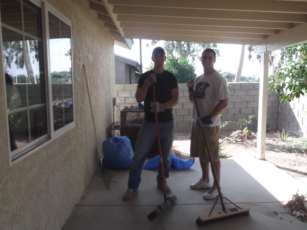 6/25/2013: Habitat Volunteers