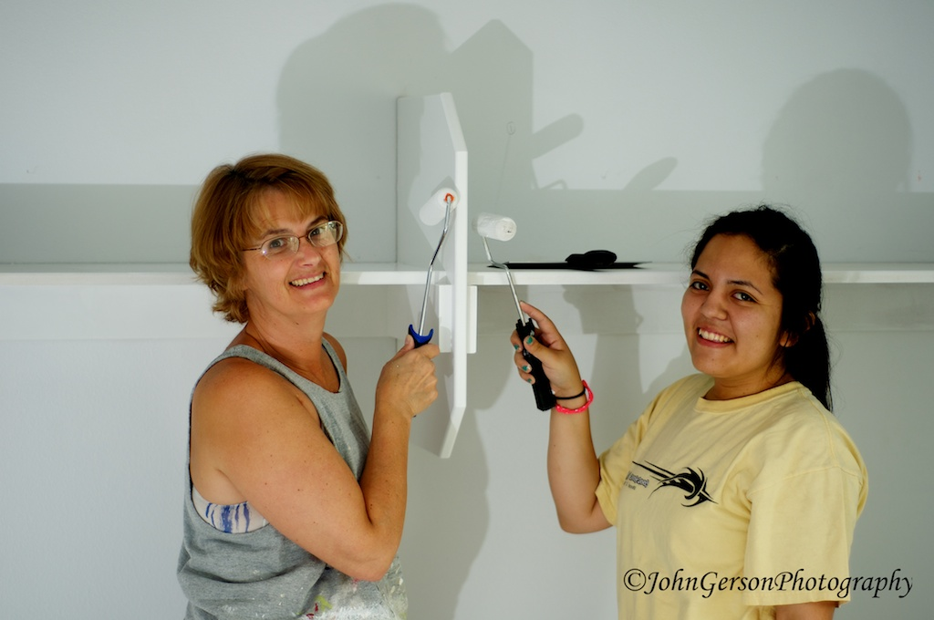 6/9/12: Crestmore Paint Day