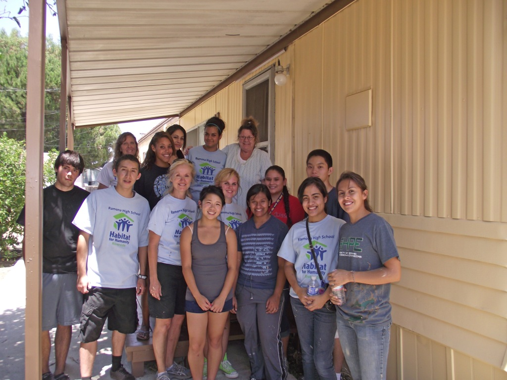 7/17/12: RHS Campus Chapter