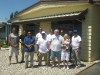 8/14/12: Defender Direct Group Photo with Mobile Home Owner