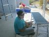 8/22/12: Habitat Families Volunteer