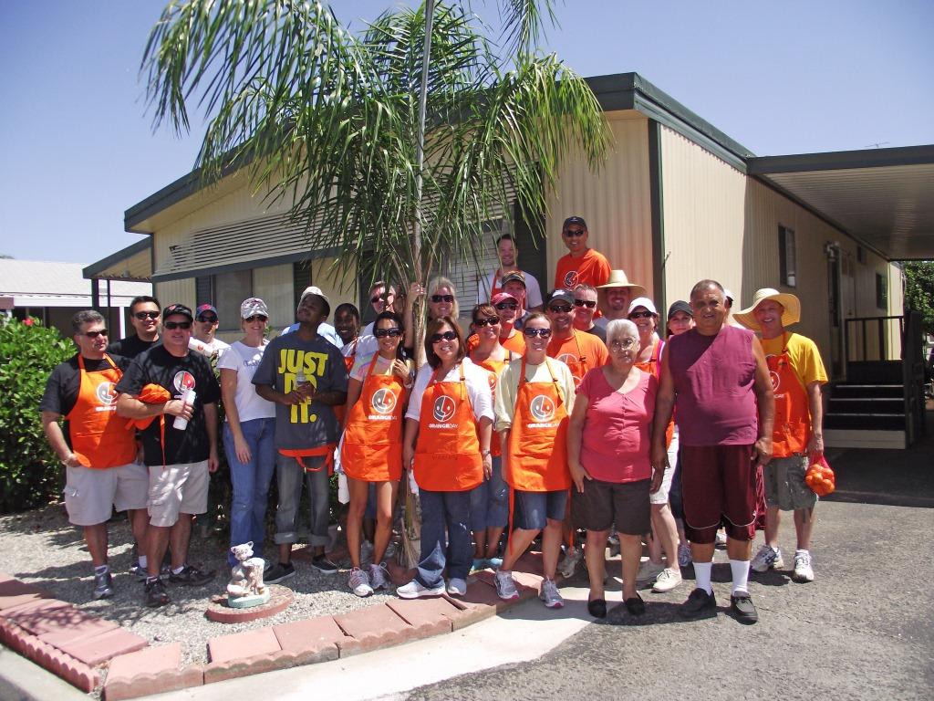 8/8/12: Glaxo Smith Kline Group Picture