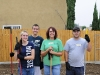 9-10-11: Graham Street Habitat Families Still Pitching In