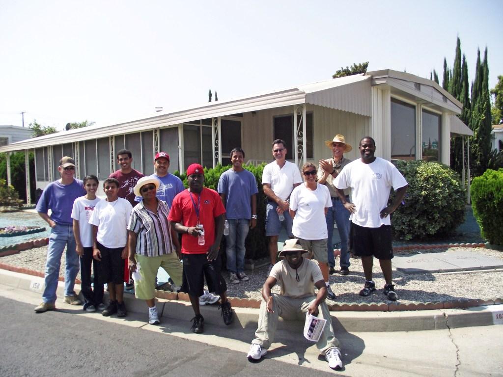 9/14: Habitat Volunteers-group shot