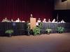 9-15-11: Karin Roberts at head table