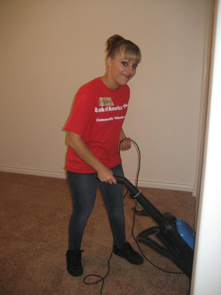 9/17: BofA Volunteer Day