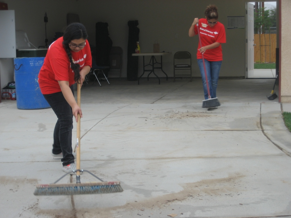 9/17: BofA Volunteer Day