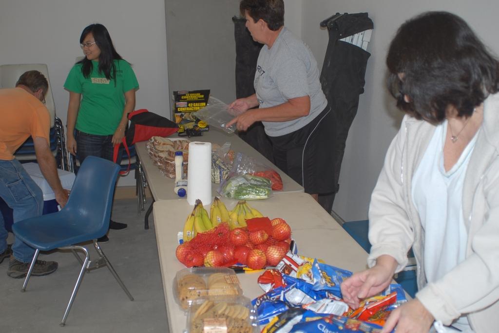 9/17: Trinity Lutheran Church Lunch