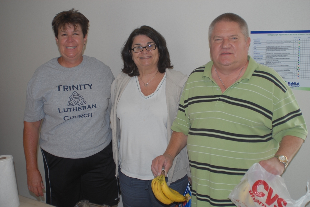 9/17: Trinity Lutheran Church Lunch
