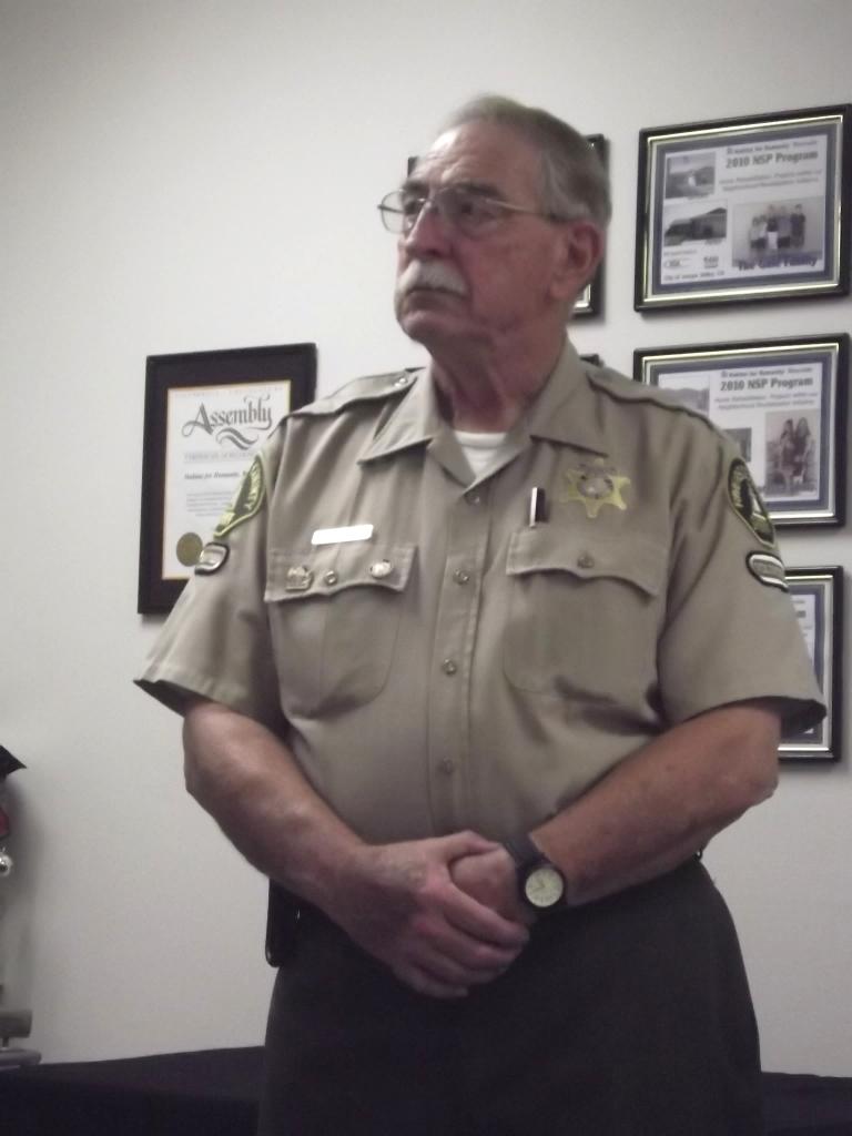 Citizen on Patrol Warrick