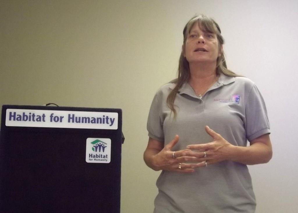 Erin Snyder from Northside Improvement Association Speaks