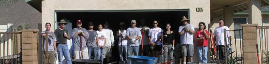 8/1/11 Demeter Volunteer Day