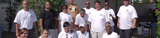 8/24/11 UNFI Volunteer Day
