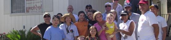 8/27/11: City of Corona & Habitat Volunteer Day