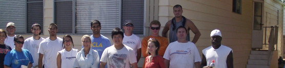 8/4/11 Volunteer Day