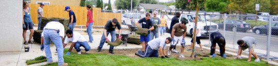9/10/11: Habitat Volunteer Day