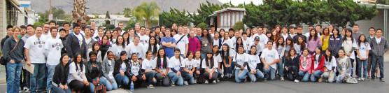 11/11/2011: UCR MBA Volunteers