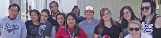 2/17/12: UEI College Volunteer Day