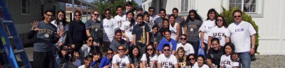 3/5/12: UCR Volunteer Day