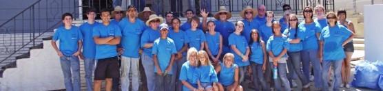 6/18/12-6/22/12: East Hills Church Volunteer Week