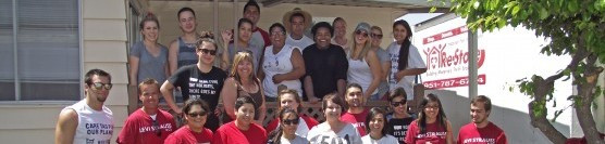 6/13/12: Levi's Volunteer Day