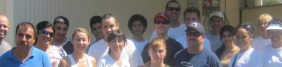 9/8/12: NBCC Volunteer Day