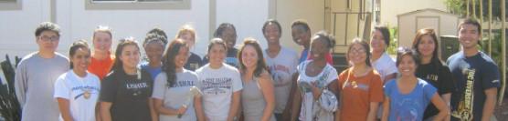 10/27/12: UCR Chapter & ADT Volunteers