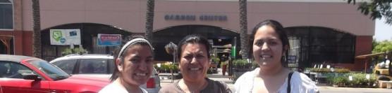 6/10/13: Dominguez Family Plants Their Own Garden!