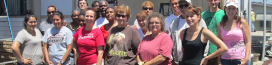 6/22/2013: Habitat Volunteers Show Their Dedication