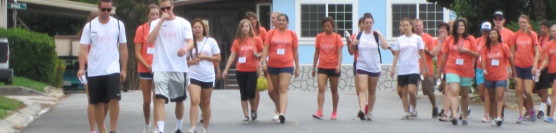 08/31/13:CBU Students Help Riverside Homeowners In A Special Way