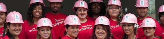 Celebrating Partnerships: Wells Fargo Builds Communities