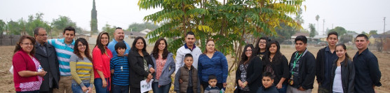 10/24/13: New Hope for Eight Families