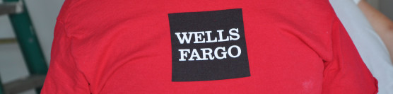 5/17/14 Wells Fargo Volunteers Uplifting Neighborhood with UrbanLIFT